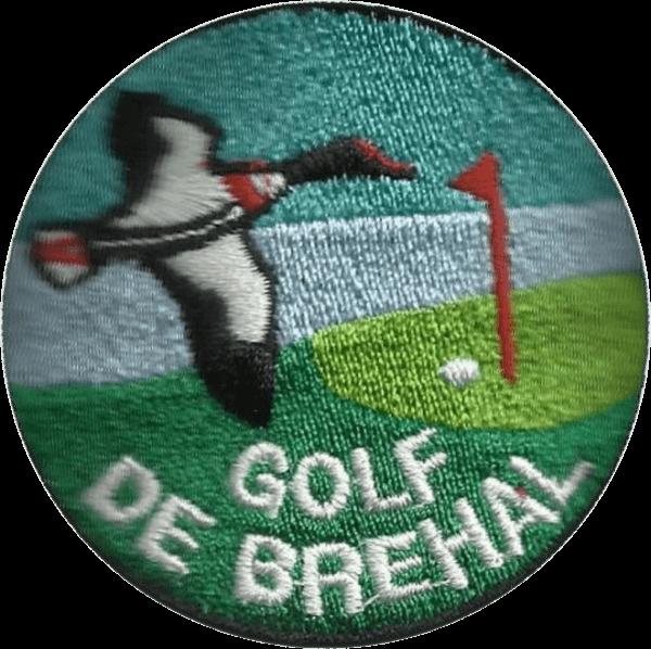 logo Golf de Brehal