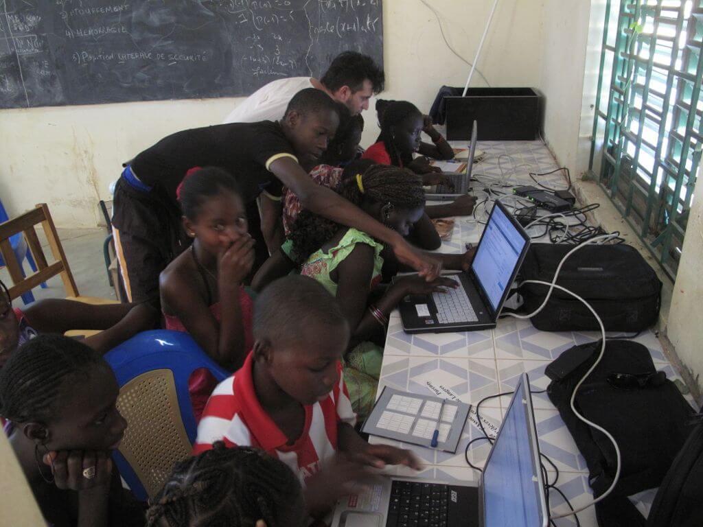 Formation au blog des collégiens et lycéens