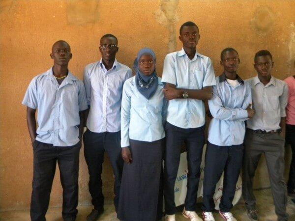 Gouvernement scolaire du lycée de 2014