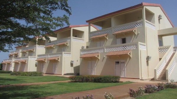 Hébergement au centre DIAMBARS