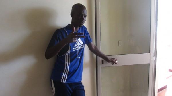 Mamadou NDAYE Kinésithérapeute de centre