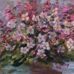30 . Gouny C fleurs roses