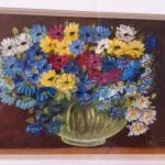 31 . Gouny C fleurs bleues